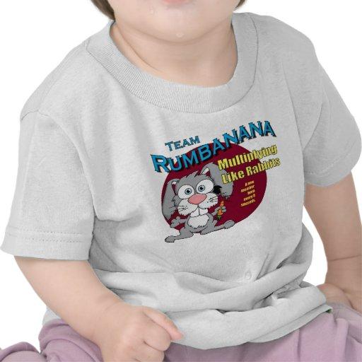 Desgaste del bebé de Rumbanana Camiseta
