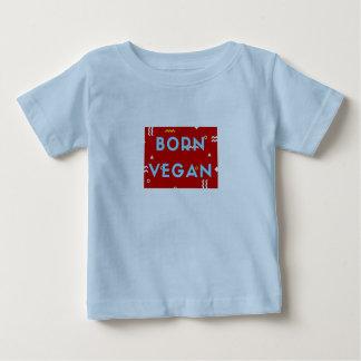 ¡Desgaste del bebé del vegano! Embroma la camiseta