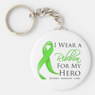 Desgaste del linfoma no-Hodgkin I una cinta para m Llaveros