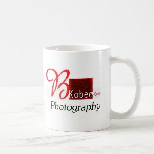 Desgaste del logotipo de BKobee.Com Taza De Café