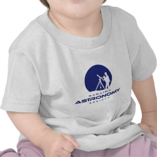 Desgaste del logotipo de la astronomía de Nanaimo Camisetas