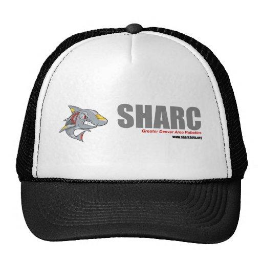 Desgaste del logotipo de la robótica de SHARC Gorras De Camionero
