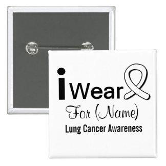 Desgaste del personalizable I una cinta del cáncer Pin