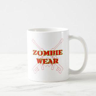 Desgaste del zombi .50 calibre tazas de café