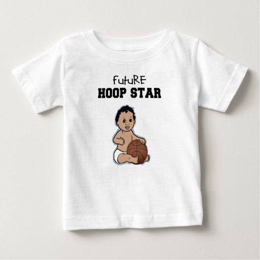 Desgaste (étnico) futuro del bebé de la estrella t-shirt