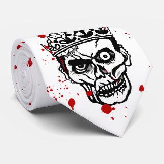 ¡Desgaste formal del zombi! ¡Juego del zombi! Corbata Personalizada