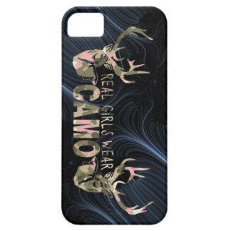 DESGASTE REAL CAMO DE LOS CHICAS FUNDA PARA iPhone SE/5/5s