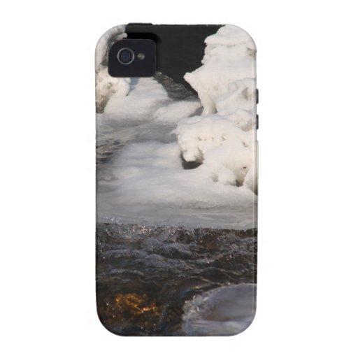 Deshielo de la primavera iPhone 4/4S carcasas