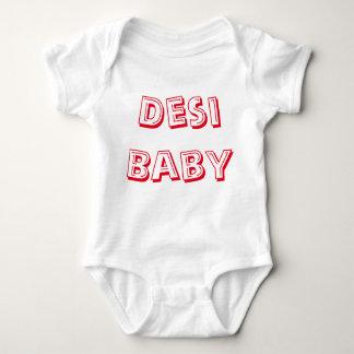 Desi Baby! (Indian Baby!) Baby Bodysuit