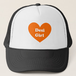 Desi Girl Trucker Hat