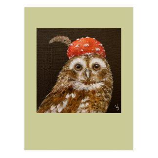 Desi la postal del owlet