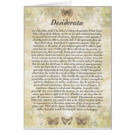DESIDERATA Card=Butterflies