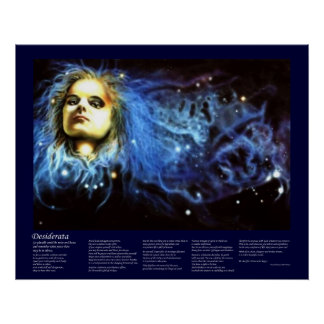 Desiderata - Celestial Spirit Posters