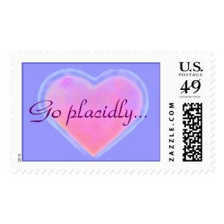 DESIDERATA Changing Heart postage
