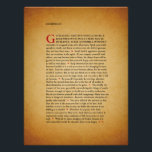 """Desiderata Poster<br><div class=""""desc"""">Desiderata by Max Ehrmann. Go placidly amid the noise &amp; haste,  &amp; Remember what peace there may be  In silence.</div>"""