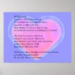 DESIDERÁTUMS que cambian el poster del corazón
