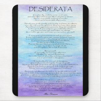 Desiderátums Alfombrilla De Ratones