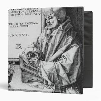 Desiderius Erasmus  of Rotterdam, 1526 3 Ring Binder