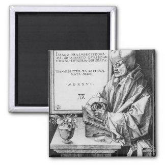 Desiderius Erasmus  of Rotterdam, 1526 Magnet