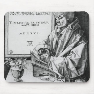 Desiderius Erasmus  of Rotterdam, 1526 Mouse Pad