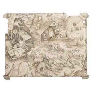 Desidia (Sloth) by Pieter Bruegel the Elder iPad Covers