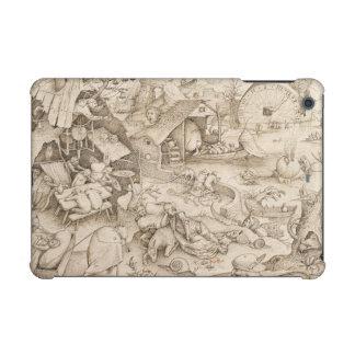 Desidia (Sloth) by Pieter Bruegel the Elder iPad Mini Retina Cases