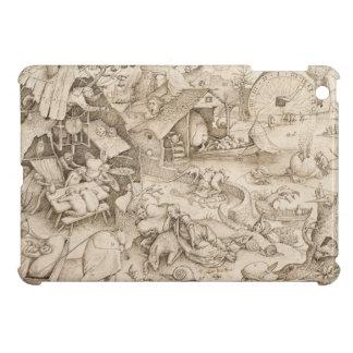 Desidia (Sloth) by Pieter Bruegel the Elder iPad Mini Cases