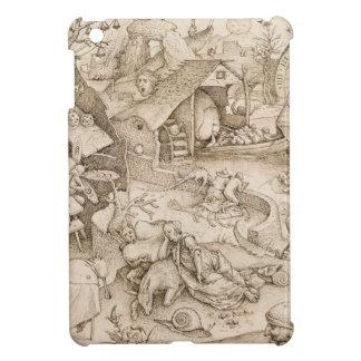 Desidia (Sloth) by Pieter Bruegel the Elder Case For The iPad Mini