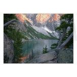 Desierto alpino de los lagos felicitaciones