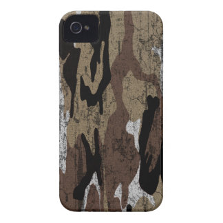 Desierto apenado Camo iPhone 4 Case-Mate Cobertura