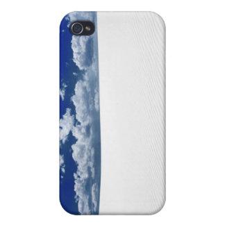 Desierto blanco de las arenas iPhone 4/4S fundas