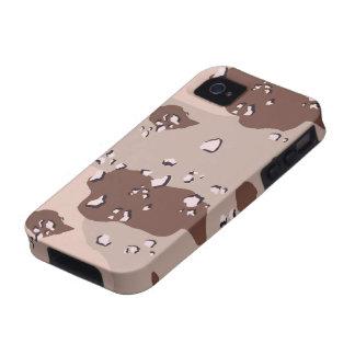 Desierto Camo Iphone 4 duro iPhone 4 Carcasa