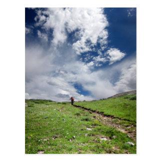 Desierto Colorado de Weminuche de la divisoria Postales