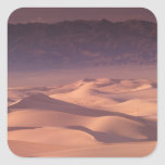 Desierto de Asia, Mongolia, Gobi, Gobi Pegatina Cuadrada