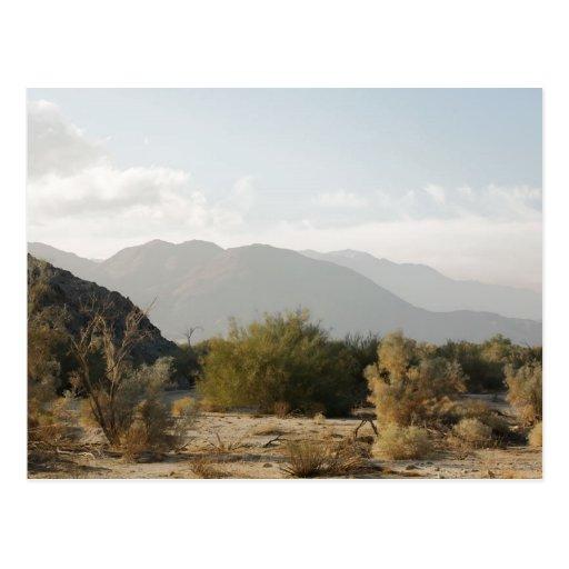 Desierto de California Postal