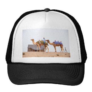 Desierto de Dubai Gorros Bordados