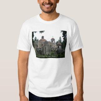 Desierto de los Leones Monastery Apparel T Shirt