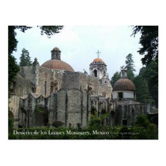 Desierto de los Leones Monastery Postcard