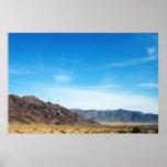 Desierto de Mojave Poster