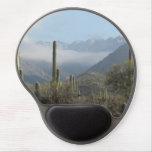 Desierto de Tucson Alfombrilla De Raton Con Gel