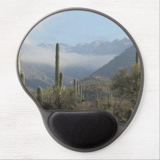 Desierto de Tucson Alfombrillas Con Gel