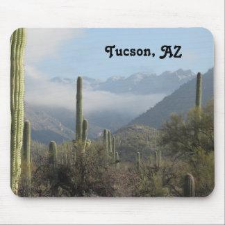 Desierto de Tucson Alfombrillas De Ratones