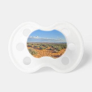 Desierto del Gran Cañón en Arizona Chupete De Bebe
