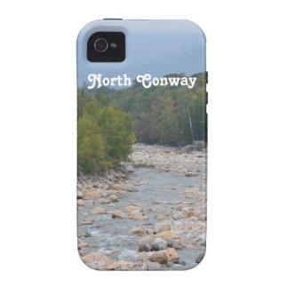 Desierto del norte de Conway iPhone 4/4S Carcasas