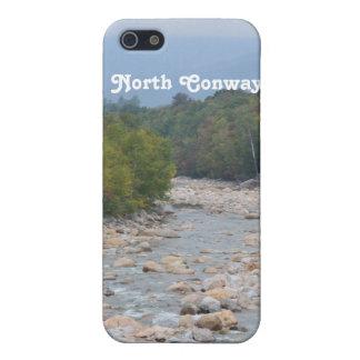 Desierto del norte de Conway iPhone 5 Carcasas