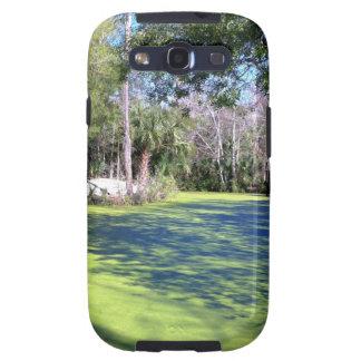 Desierto del río de la Florida Samsung Galaxy S3 Funda