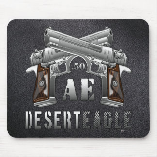 Desierto Eagle .50 AE Alfombrillas De Ratones