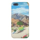 Desierto encantado iPhone 5 cárcasa