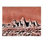 Desierto mágico 2 postal