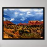 Desierto majestuoso 1 de Arizona Poster